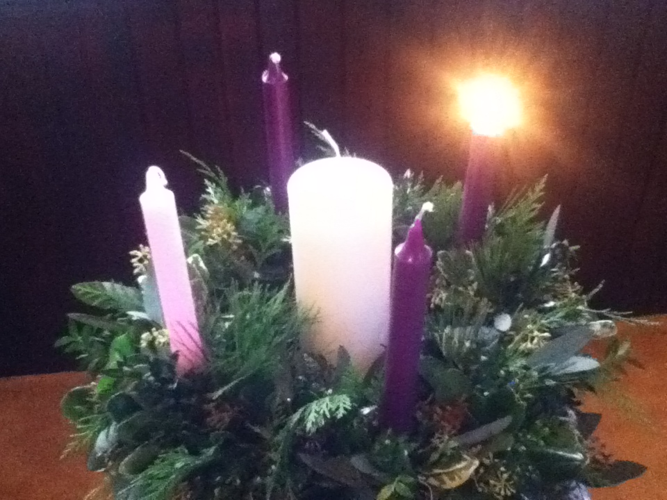 "Advent Means ""Coming"""